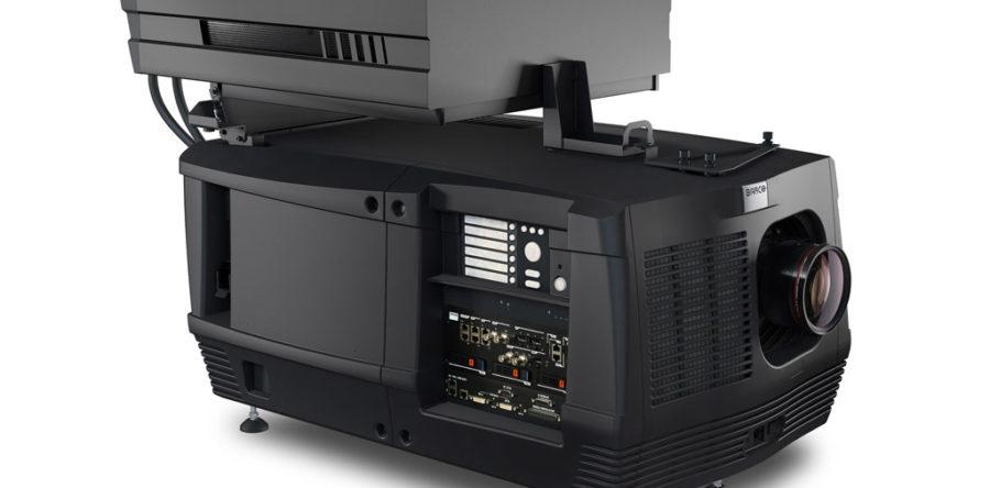 Barco Smart Laser cinema projectors