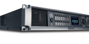 QSC DPA-Q 8-channel amplifiers